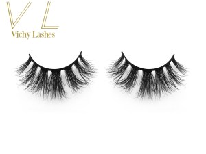 customized 3d invisible band mink lashes factor