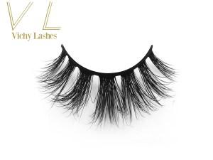 customized packaging 3d mink eyelashes free sample