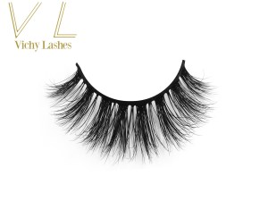 customized real sable fur eyelashes private label