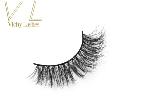 own brand handmade mink eyelashes with private label packaging