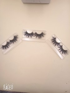 DH003 mink lashes