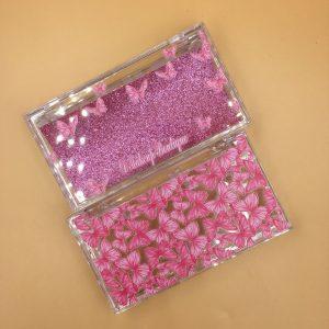 Wholesale Butterfly Eyelash Packaging
