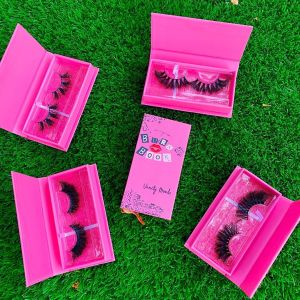 VichyLashes Wholesale Mink Lashes and Packaging