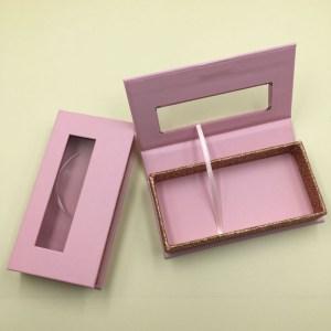 New Cusotm Eyelash Boxes
