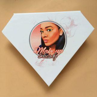 Eyelash Diamond Boxes