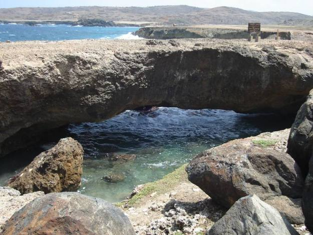 passeio aruba formação rochosa