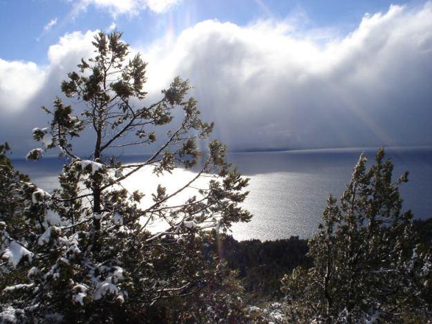 lago nahuel huapi o que fazer em Bariloche