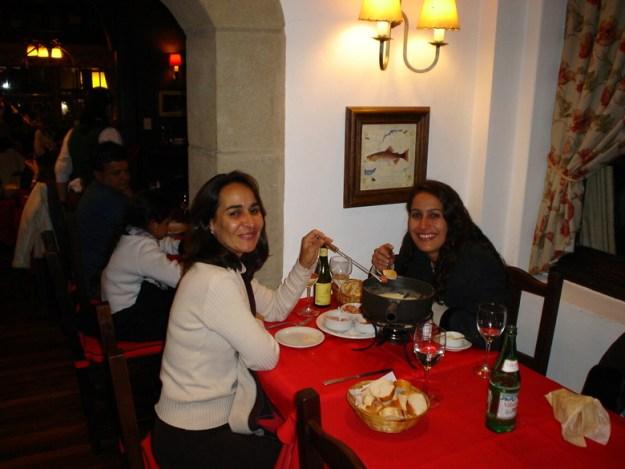 la casita suiza onde comer em bariloche