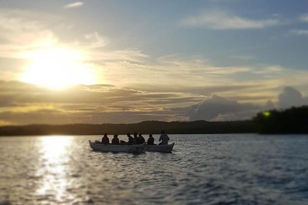 o que fazer em itacare passeio canoa