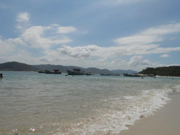 ilha do campeche como ir barco praia