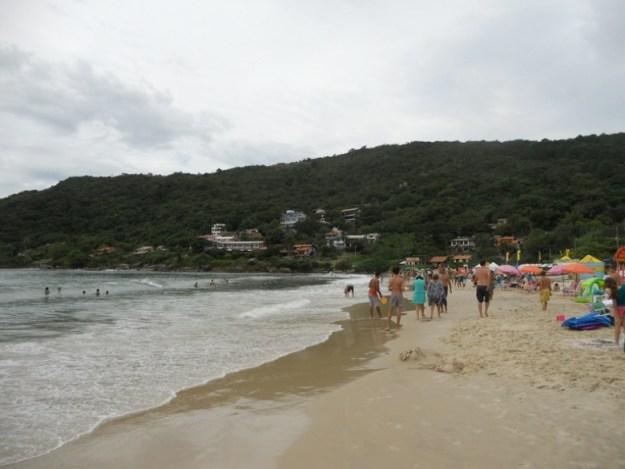 melhores praias de florianopolis lagoinha