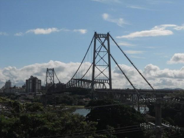 o que fazer em florianopolis foto da ponte