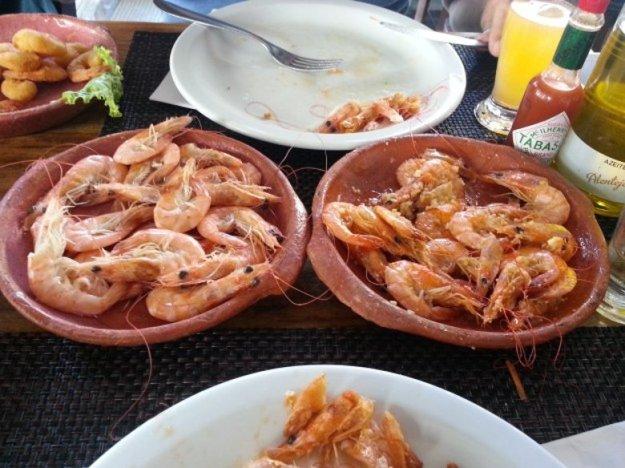 onde comer em florianopolis camaroes