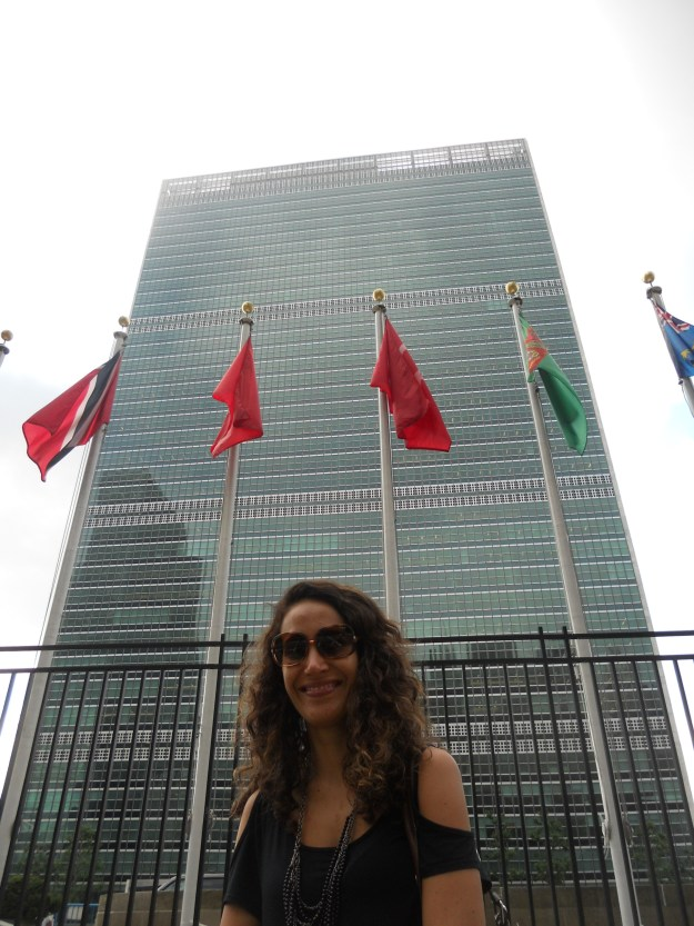 Sede da ONU, em Nova York. Foto: Guilherme Calil