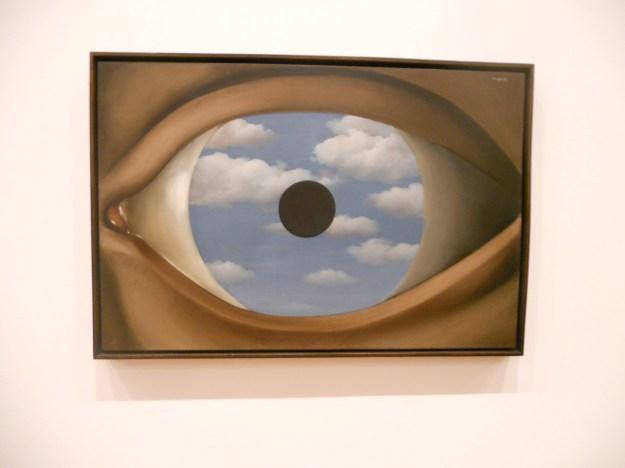 Obra de arte exposta no MoMA, em Nova York. Foto: Marcelle Ribeiro