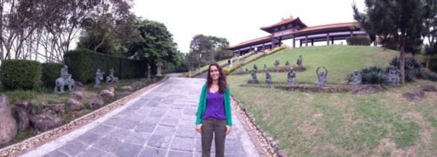 templo budista em cotia visita