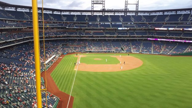 como ver baseball jogo do Phillies