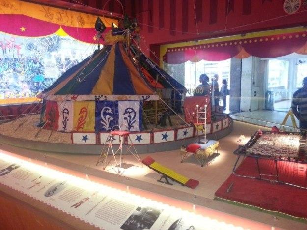 museu do circo historia cultura circense sp