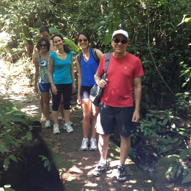 Poço da Preguiça, Parque Nacional da Serra dos Órgãos. Foto: Marcelle Ribeiro
