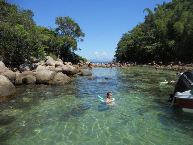 meia volta ilha grande lagoa verde mergulho