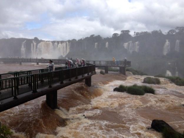 cataratas do iguacu lado brasileiro visita