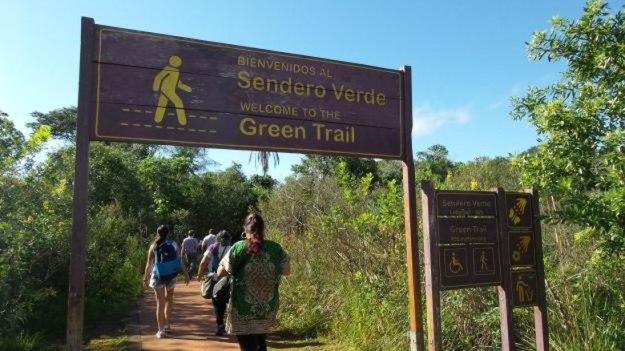 cataratas da argentina sendero verde