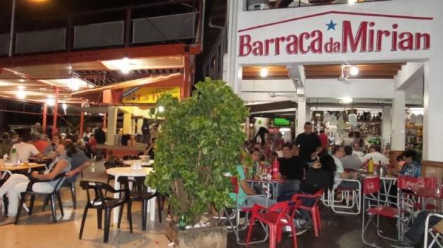onde comer em puerto iguazu feirinha