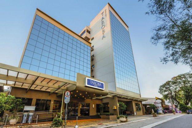 hotel taroba onde ficar em foz do iguaçu