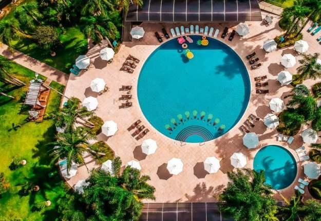 hotel vivaz onde ficar em foz do iguaçu