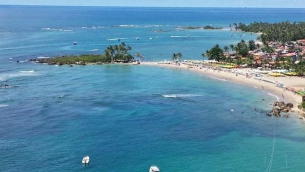 praias mais bonitas do brasil morro de sp
