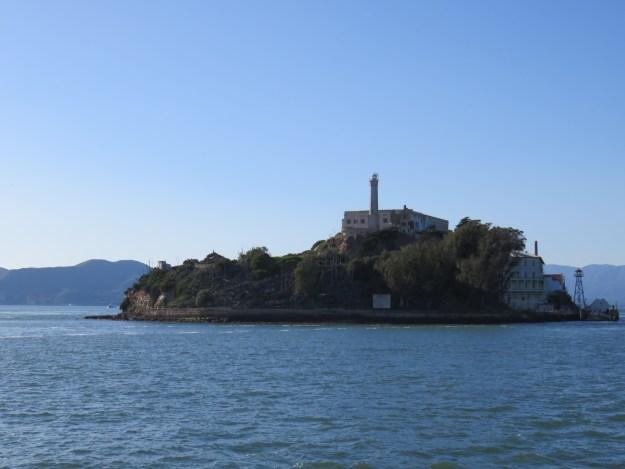 Presídio de Alcatraz. Foto: Marcelle Ribeiro