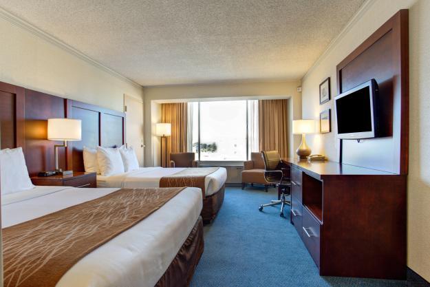 Hotel Comfort Inn By the Bay. Foto: Divulgação