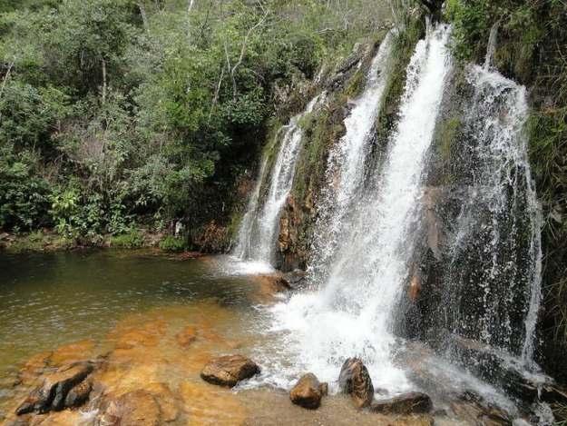 o que fazer na chapada dos veadeiros cachoeira dos cristais