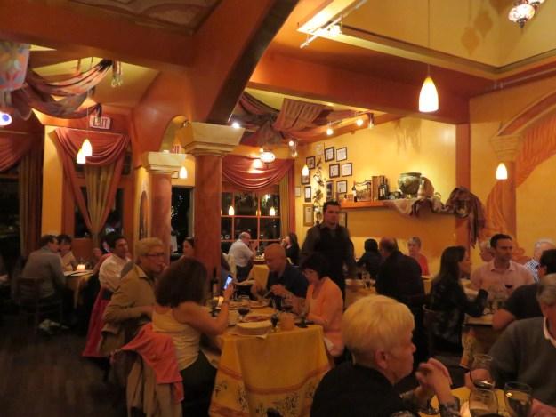 Dametra Café, em Carmel-by-the-Sea. Foto: Marcelle Ribeiro