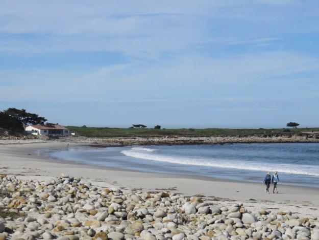 17-Mile Drive, Pebble Beach, em Carmel. Foto: Marcelle Ribeiro