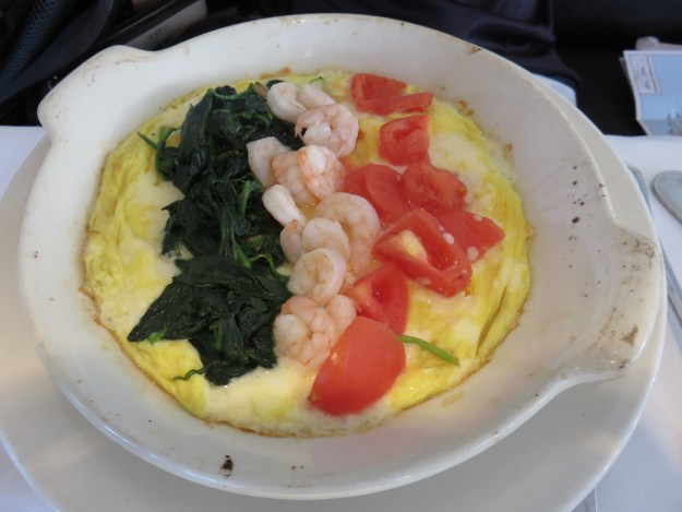 Omelete no Il Fornaio, no Pine Inn, em Carmel. Foto: Marcelle Ribeiro