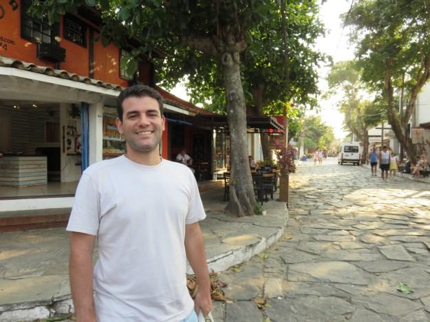 Rua das Pedras, em Búzios. Foto: Marcelle Ribeiro