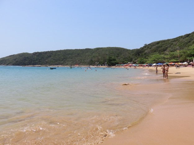Praia da Tartaruga melhores praias de búzios