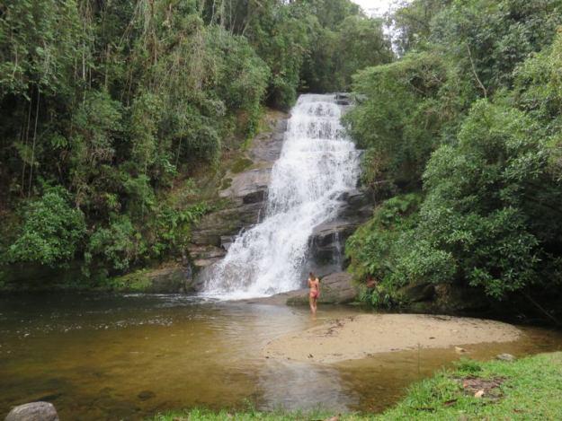 o que fazer em bananal cachoeira sete quedas setima queda