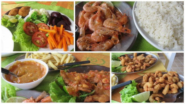 Restaurante Cozinha da Mamma, em Pinheira (SC). Foto: Marcelle Ribeiro
