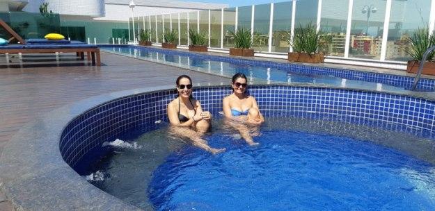 piscina hotel matiz oasis cabo frio