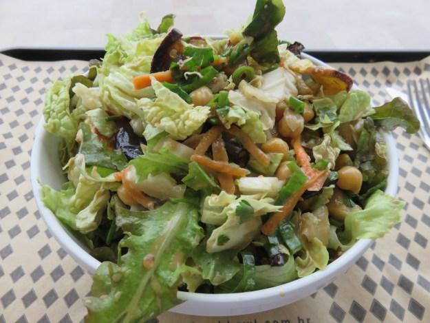 Fresh Bowl Salads. Foto: Marcelle Rineiro.