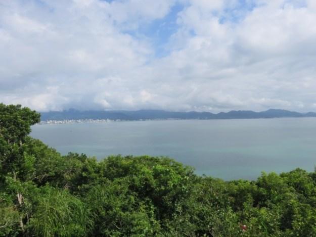 ilha de porto belo trilha