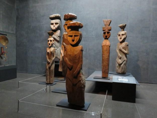 Museu de Arte Precolombiana, em Santiago. Foto: Marcelle Ribeiro.