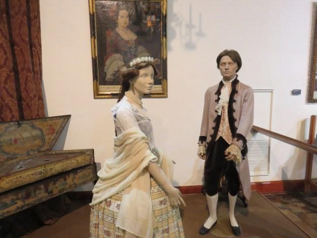 Museu Histórico Nacional de Santiago. Foto: Marcelle Ribeiro.