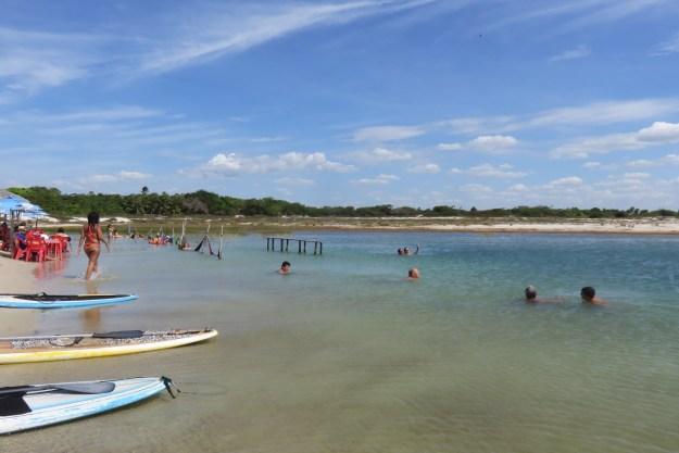 Lagoa Azul. Foto: Marcelle Ribeiro.