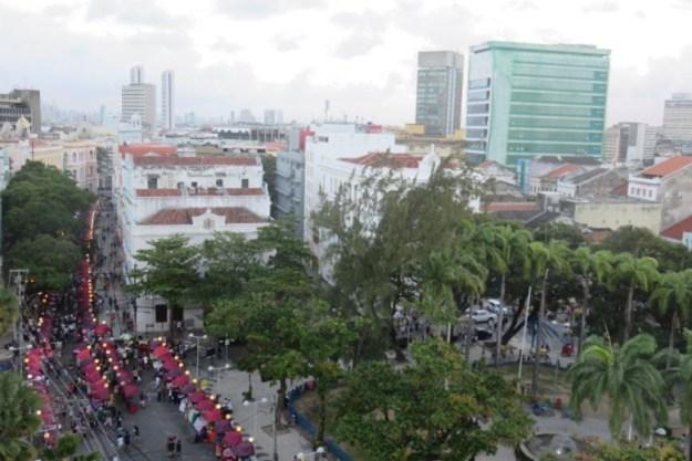 centro historico de recife feira artesanto
