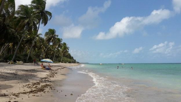 o que fazer em sao miguel dos milagres praia patacho