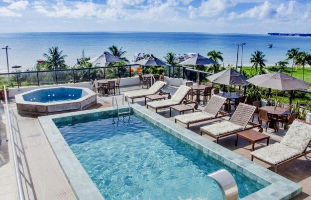 Atlântico Praia Hotel onde ficar em joão pessoa