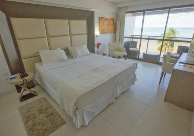 Hotel Cabo Branco Atlântico onde ficar joão pessoa
